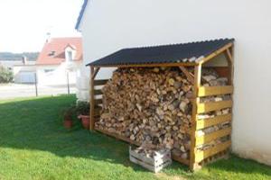 Comment bien stocker son bois de chauffage ?