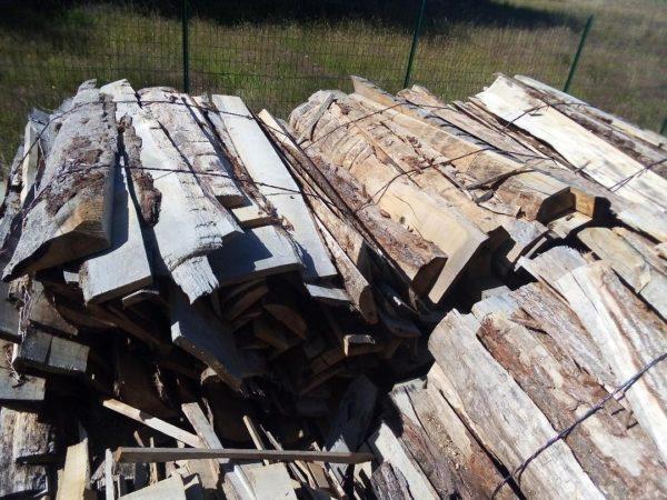chauffage de bois_cheminées bois_coupure de bois_piquets
